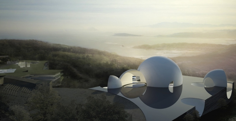 All graphics: Steven Holl Architects
