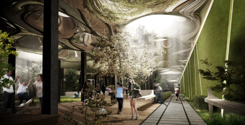 New York City's underground green space enters the testing phase Lowline