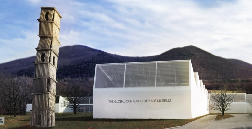 Plans for new museums meant to stimulate economy in a Berkshires mill town