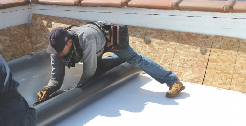 Better membranes, better roofing [AIA course]