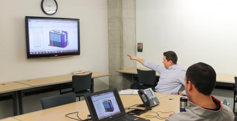 Visual estimating, generative design, and component construction push the limits of BIM/VDC