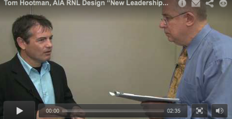 See Rob Cassidys interview with Tom Hootman on how NZE buildings are creating a