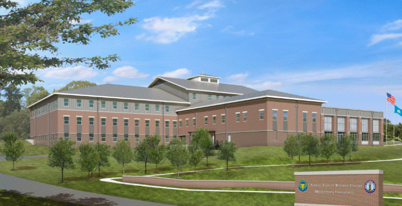The $54 million, 203,000-sf AFRC facility in Middletown, Conn.