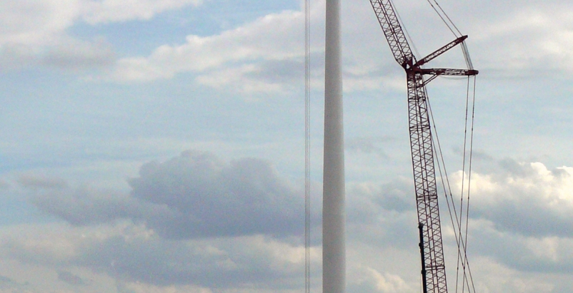 Mortenson Construction enXco wind project California