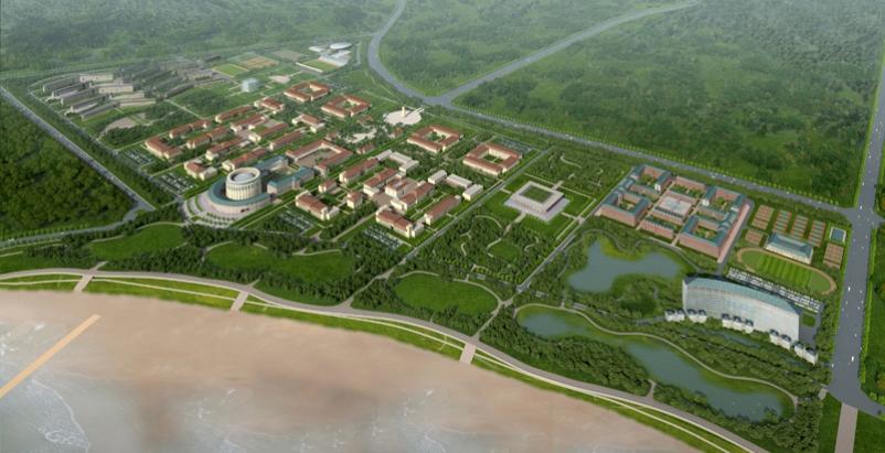Perkins Eastman Shandong University
