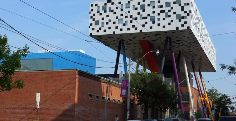 Sharp Centre for Design at OCAD University