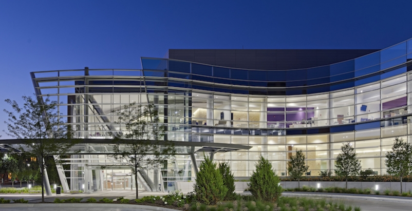 Healthcare facilities building design construction for Architecture and engineering firms