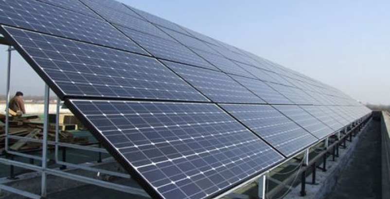 Photovoltaic systems solar panels schools