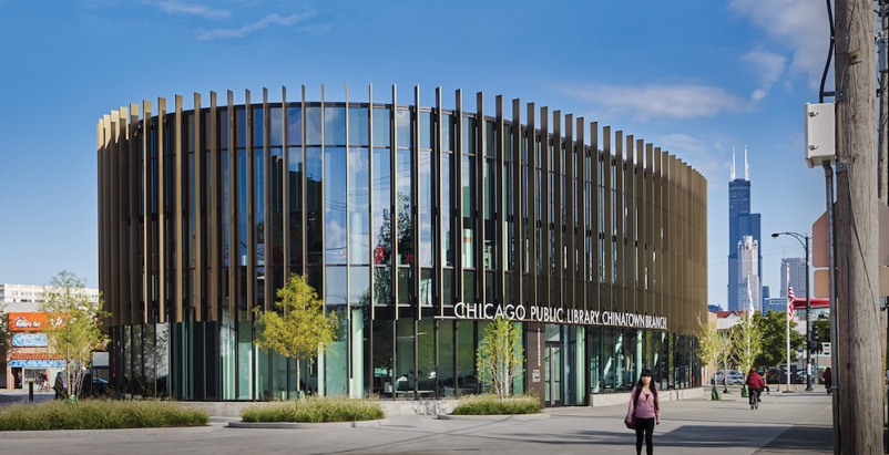 Chinatown Library Unites And Serves Two Emerging Chicago