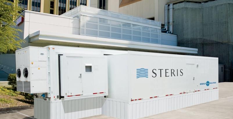 Rendering courtesy STERIS