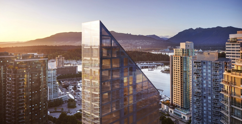 Shigeru Ban designs tower expected to be world's tallest hybrid timber structure