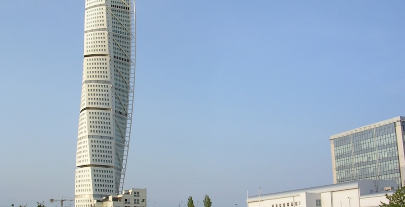 Turning Torso wins CTBUH's 10 Year Award