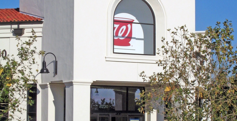 New Walgreen S Represents An Architectural Departure