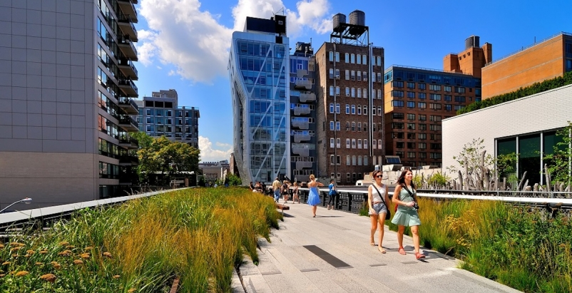 New York tops U.S. cities in walkability