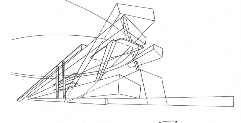 First draft: Architects' rough sketches raise thousands for San Diego's AIAS chapter