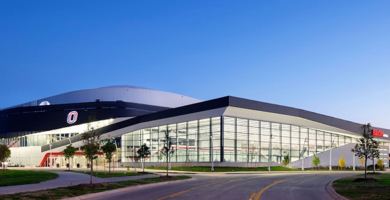 How HDR used computational design tools to design Omaha's UNO Baxter Arena