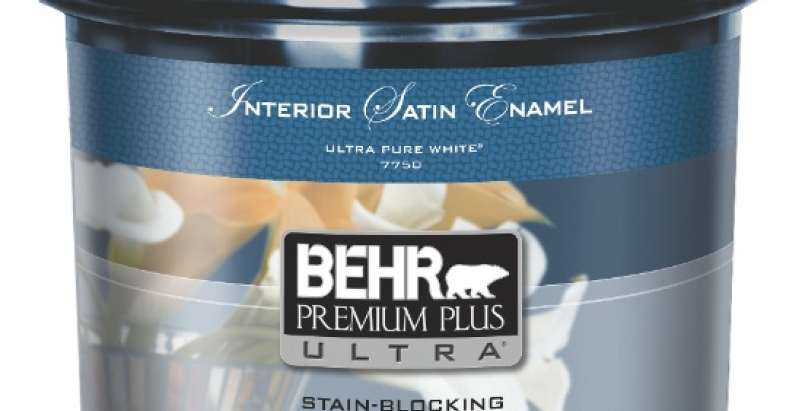 Paint and primer combo offers stain-blocking properties