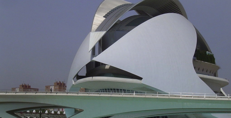 The building's owner says the structure's mechanical visor has never worked beca