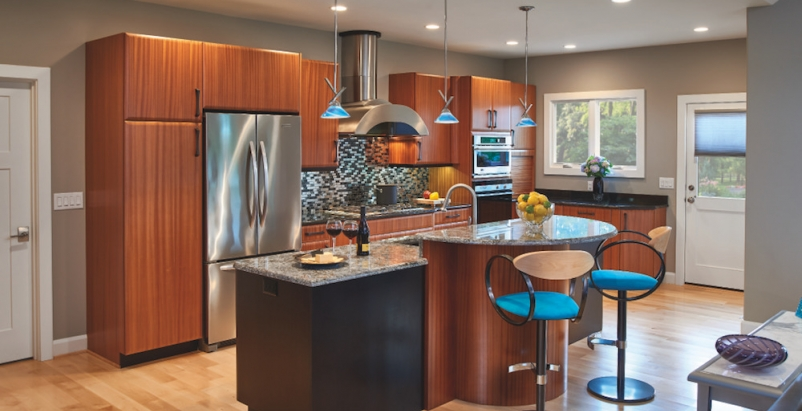 Top 10 kitchen design trends for 2016 building design for Top 10 kitchen designs