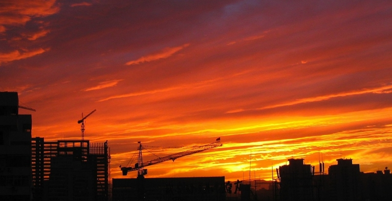 Construction spending, despite some slowing, stays on healthy growth path