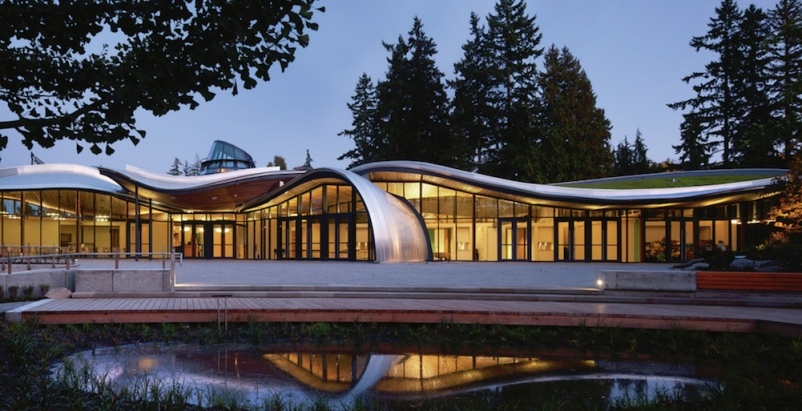 Perkins+Will achieves first Living Building Challenge Certification with Vancouver visitors center