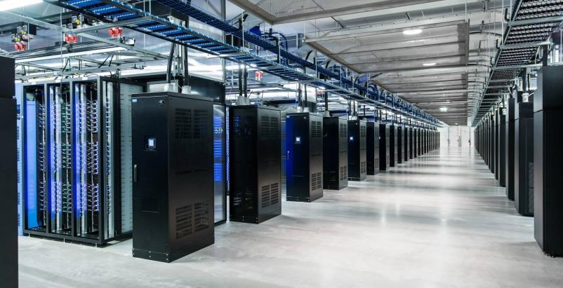 Facebook Data Center, Lule, Sweden