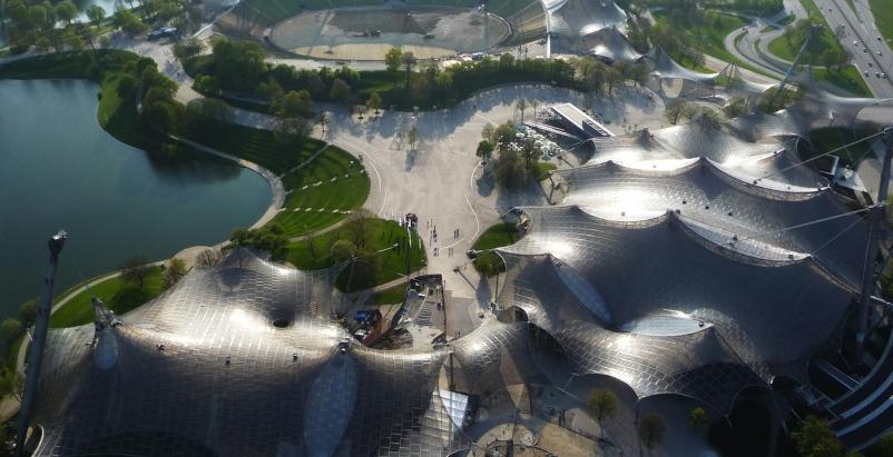 German architect Frei Otto named 2015 Pritzker Architecture Prize laureate