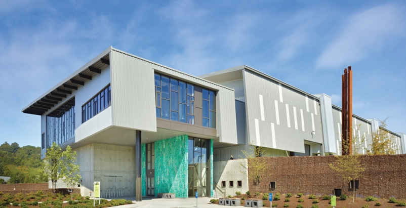 Mortenson Construction (design-build) teamed up with Seattle Public Utilities S