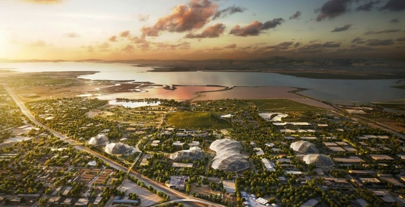 Mountain View, Calif., denies development rights for Google campus master plan