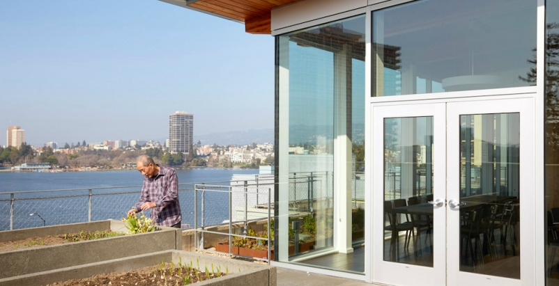 Four residential projects named winners of the 2016 AIA/HUD Secretary Awards