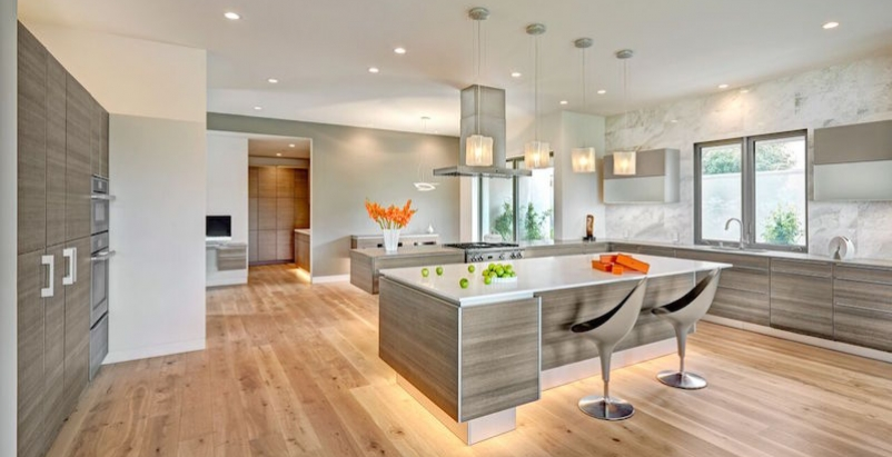 10 trends predicted to pace kitchen design in 2017 for Kitchen ideas 2017 images