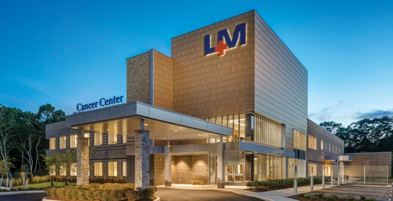 The new Lawrence + Memorial Hospital Cancer Center will allow patients to receiv