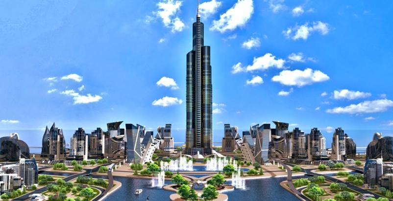 Azerbaijan Tower tops list of 10 tallest buildings coming soon