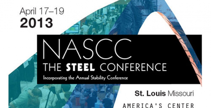 AISC to give away 14 passes to 2013 NASCC: The Steel Conference