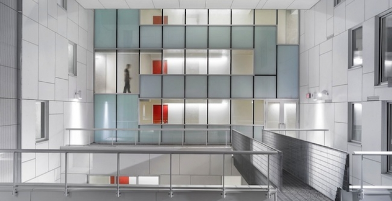 60 Richmond East Housing Co-Operative in Toronto, designed by Teeple Architects.