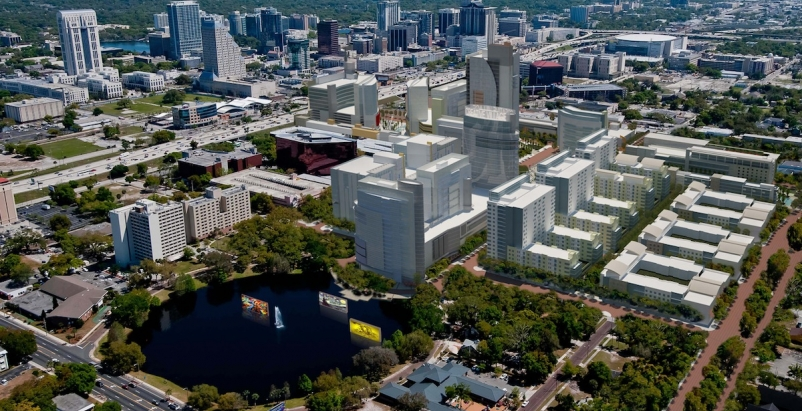 Construction on Orlando's massive 'innovation hub' is finally starting