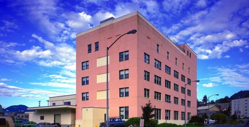 Ketchikan (Alaska) Federal Building. Photo: GSA