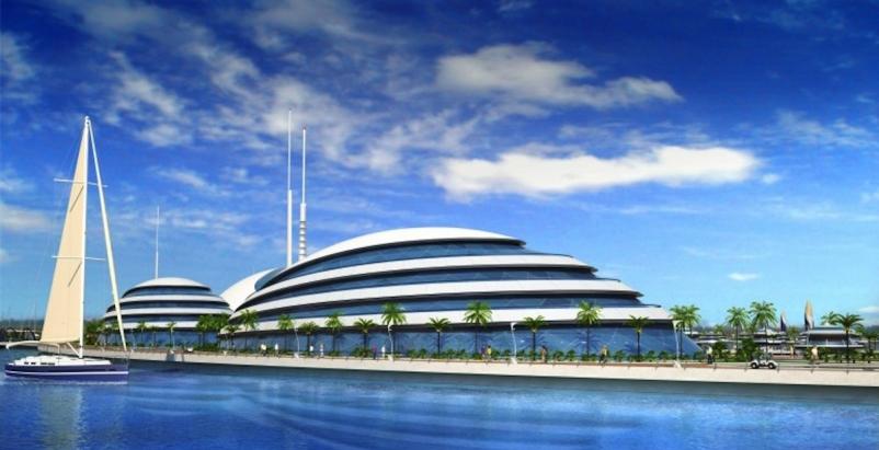 Giancarlo Zema Design Group unveils plans for Qatar resort