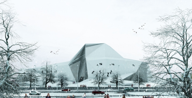 Renderings and plans courtesy New Wave Architecture