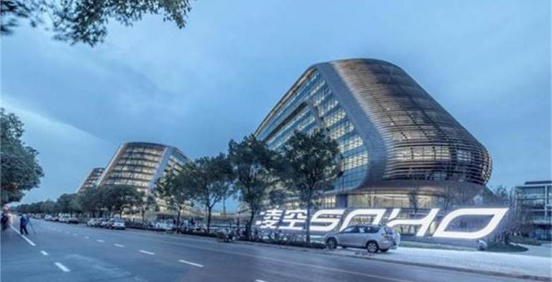 Photo: SOHO China
