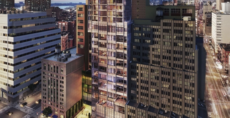 The developer that planned a mosque near Ground Zero now proposes a five-star condo tower instead