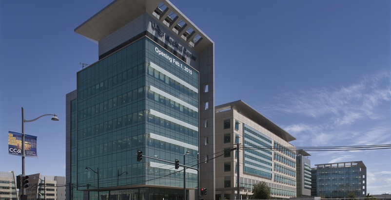 Mega medical complex opens in San Francisco's Mission Bay neighborhood