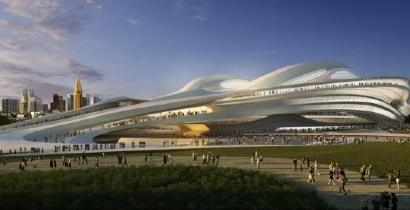 Photo: Zaha Hadid Architects