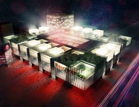 Arup unveils plans for the new A.C. Milan stadium