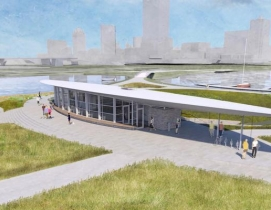 Milwaukee's Lakeshore State Park visitor center will be 'off-the-grid'