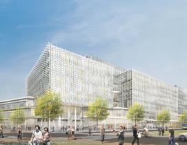 Behnisch Architekten designs Harvard's proposed Science and Engineering Complex