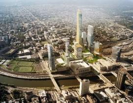 Developers announce updates for Schuylkill Yards, Philadelphia's new innovation hub