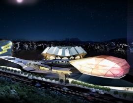 Construction begins on RUR Architecture DPC's Taipei Pop Music Center's South Site
