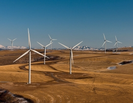 Renewables surging in mix of U.S. energy generation
