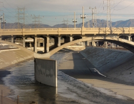 Frank Gehry is working on master plan for the L.A. River
